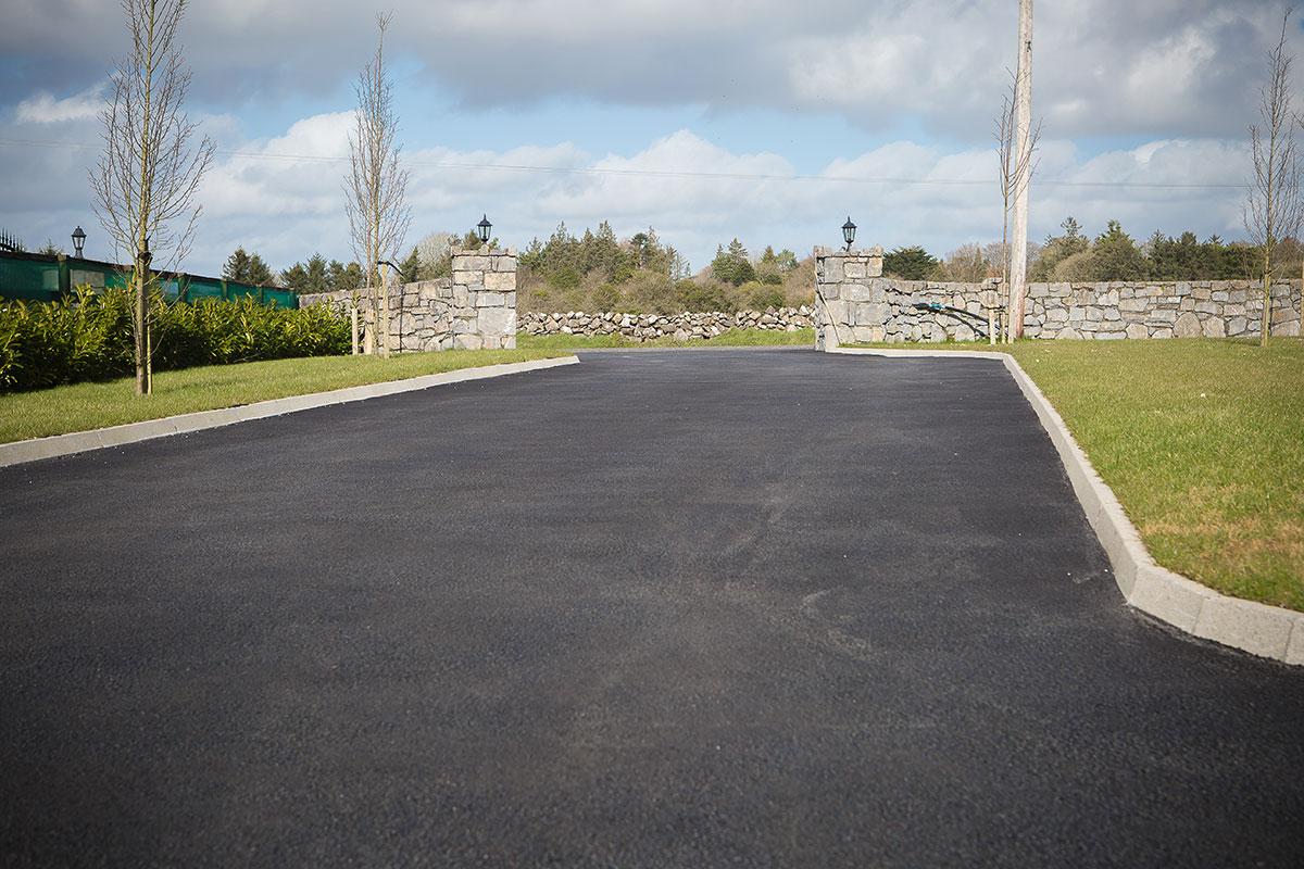 Tarmacadam Contractors Killarney Kerry Groundworks