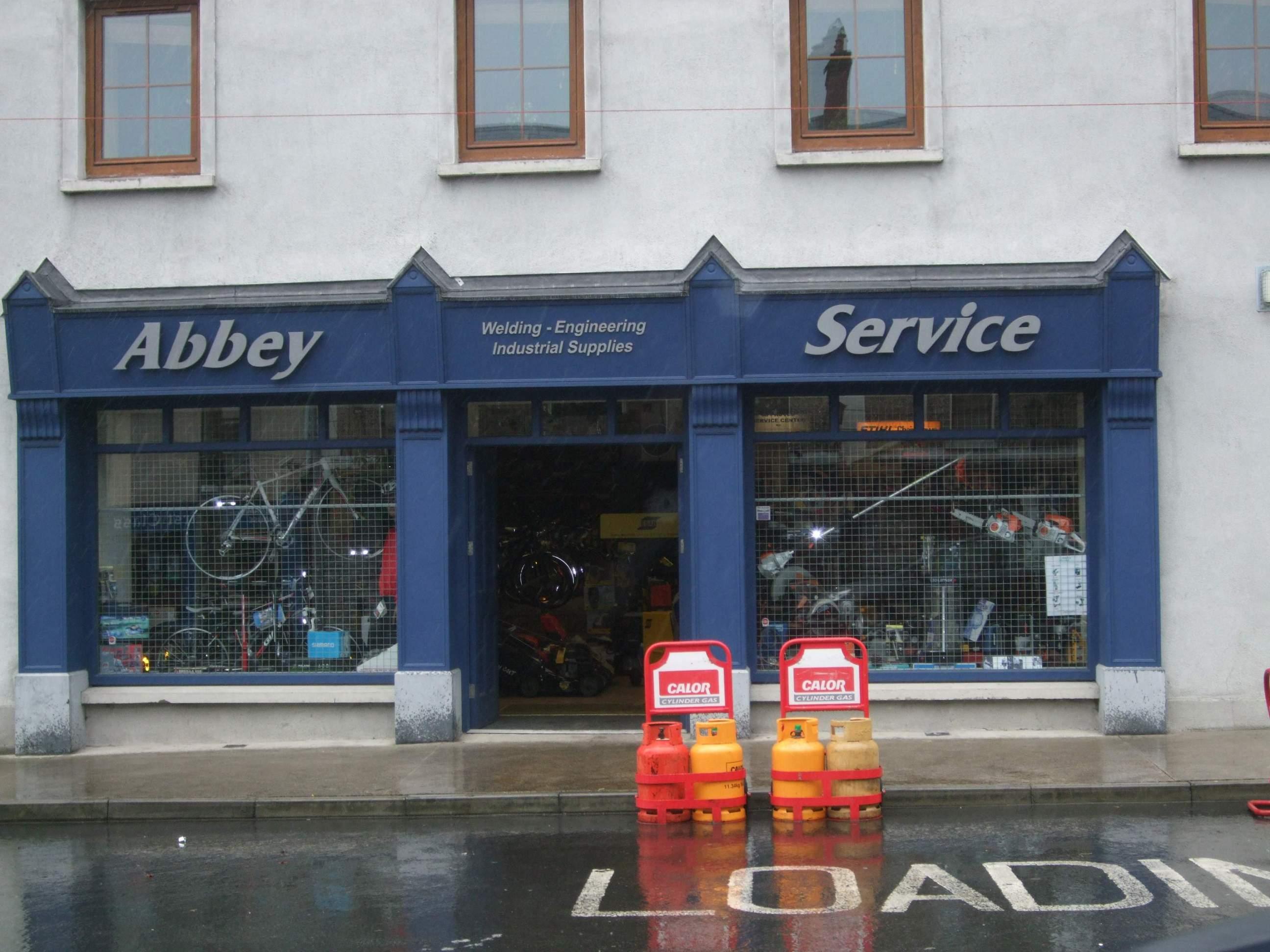 abbey service