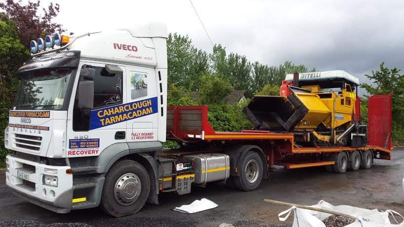 Tarmacadam Contractors Cork Caharclough Tramacadam