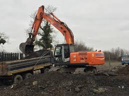 john Tarrant  and Plant Hire Limerick