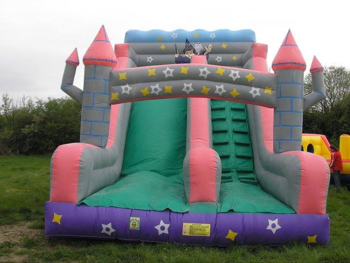 Bounce Around Castles  Offaly