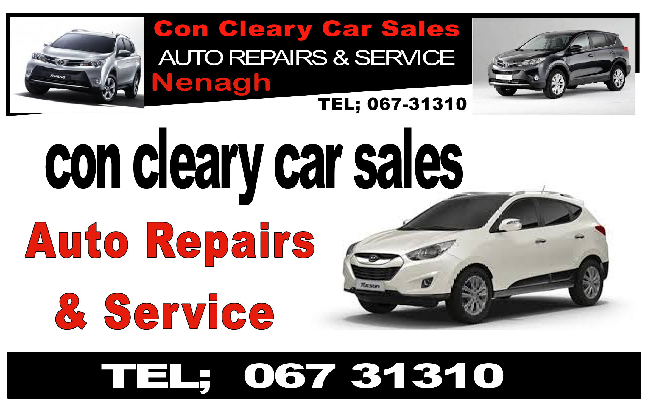 Con Cleary Car Sales Ltd