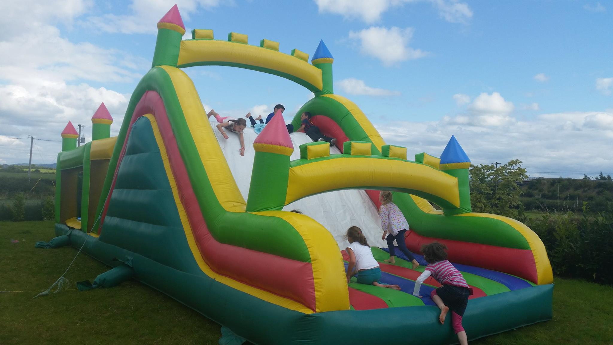 Bounce Around  Castles Cork