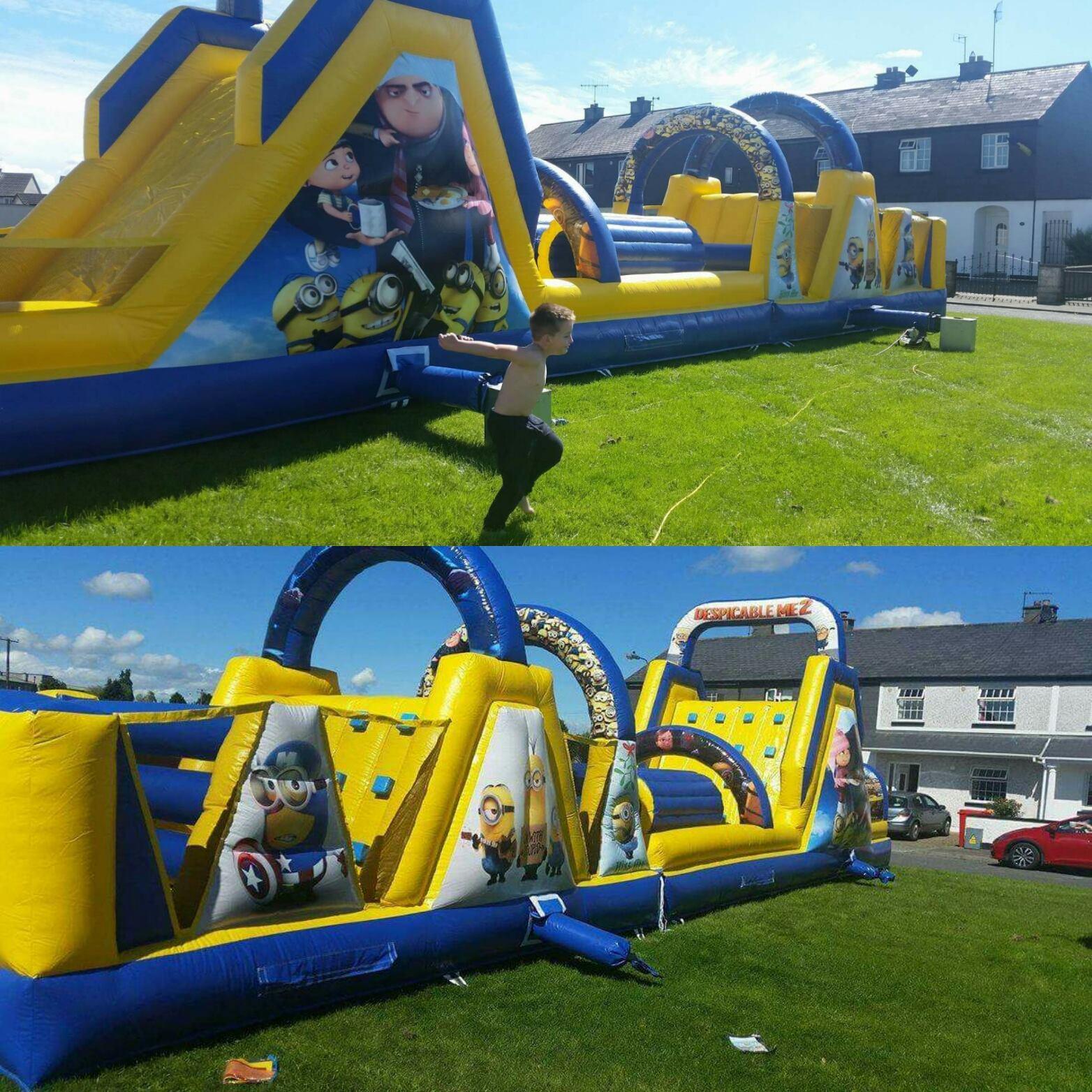 Bounce Around   Castles Kilkenny