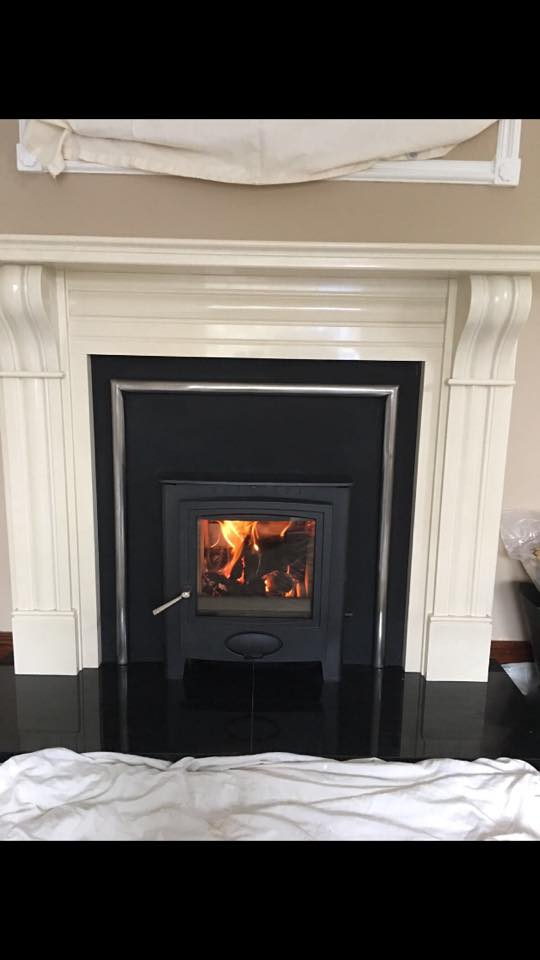 Stove and Fireplace Fitter Limerick