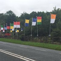 MS Flags and Bunting