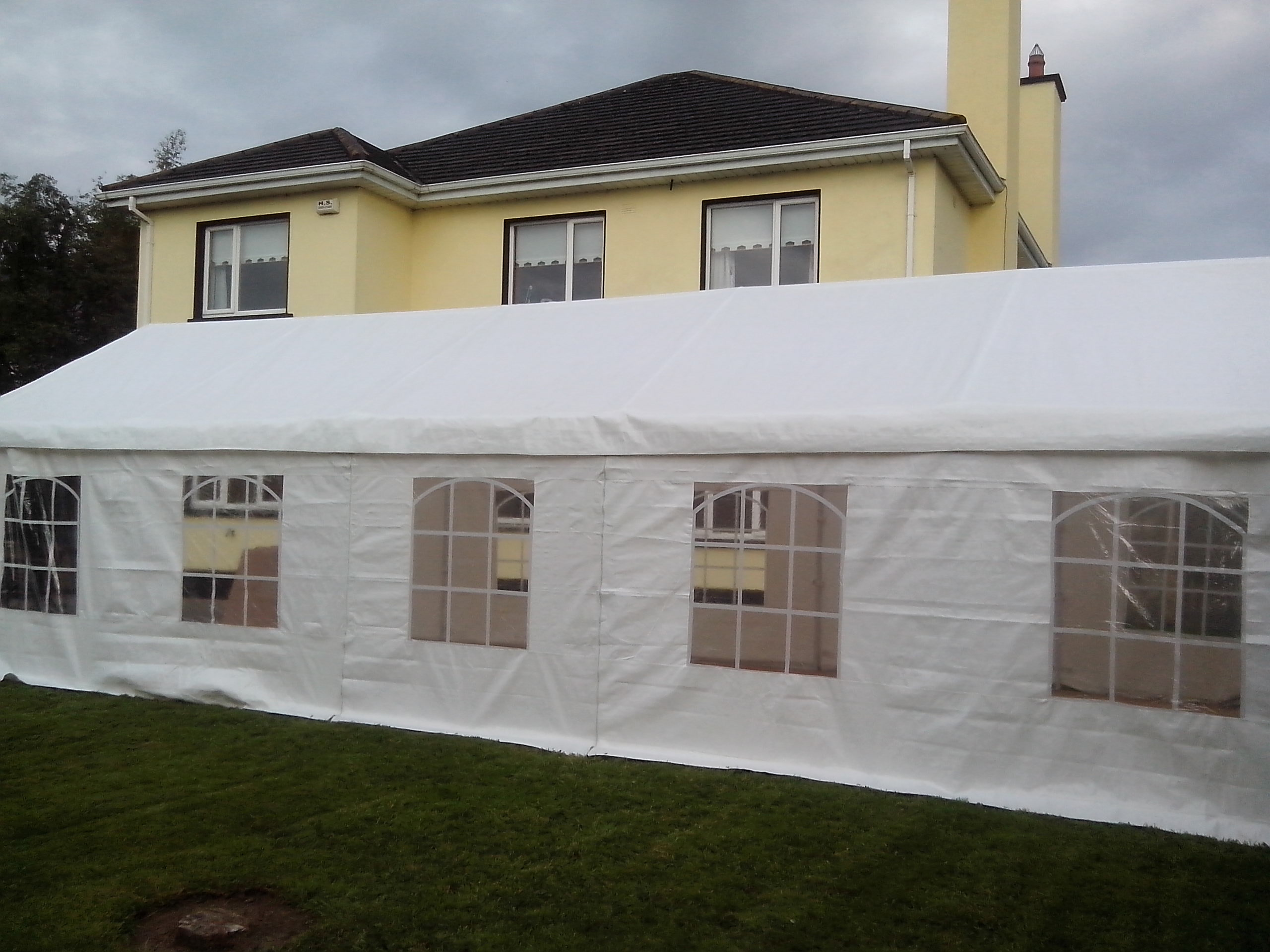 Suir Marquee Hire....