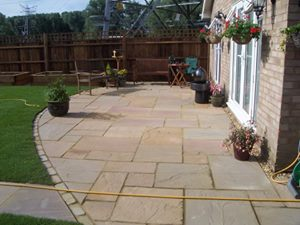 Paving Offaly East Midlands Driveways