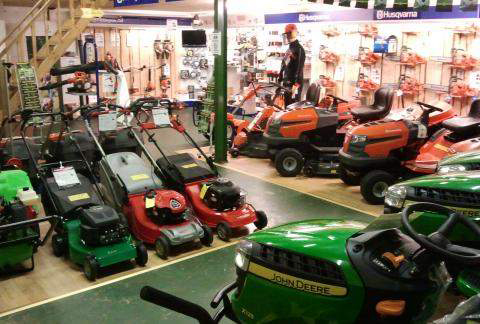 Tennyson Lawnmowers Tipperary