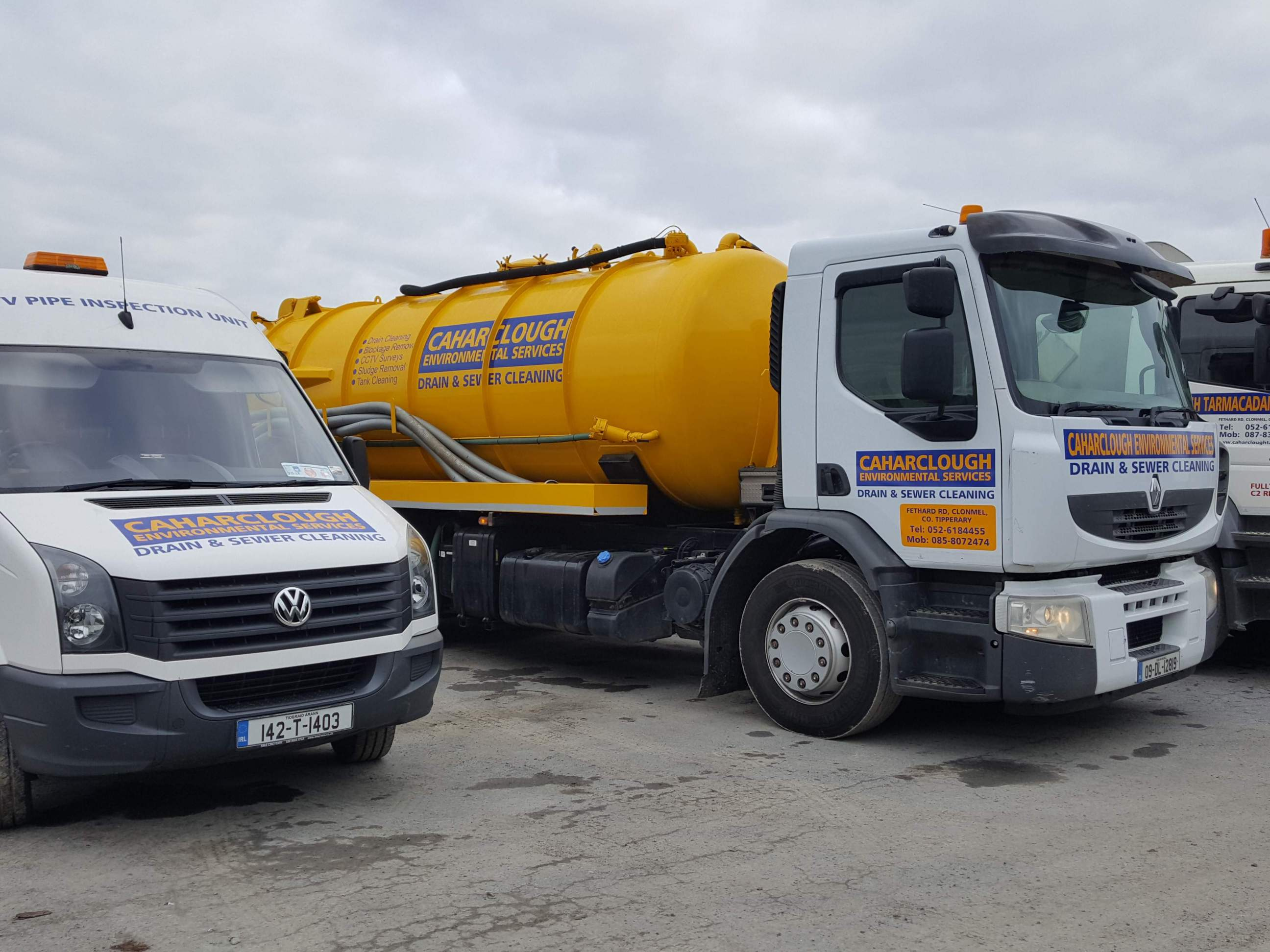 Caharclough Envrionmental Services Tipperary