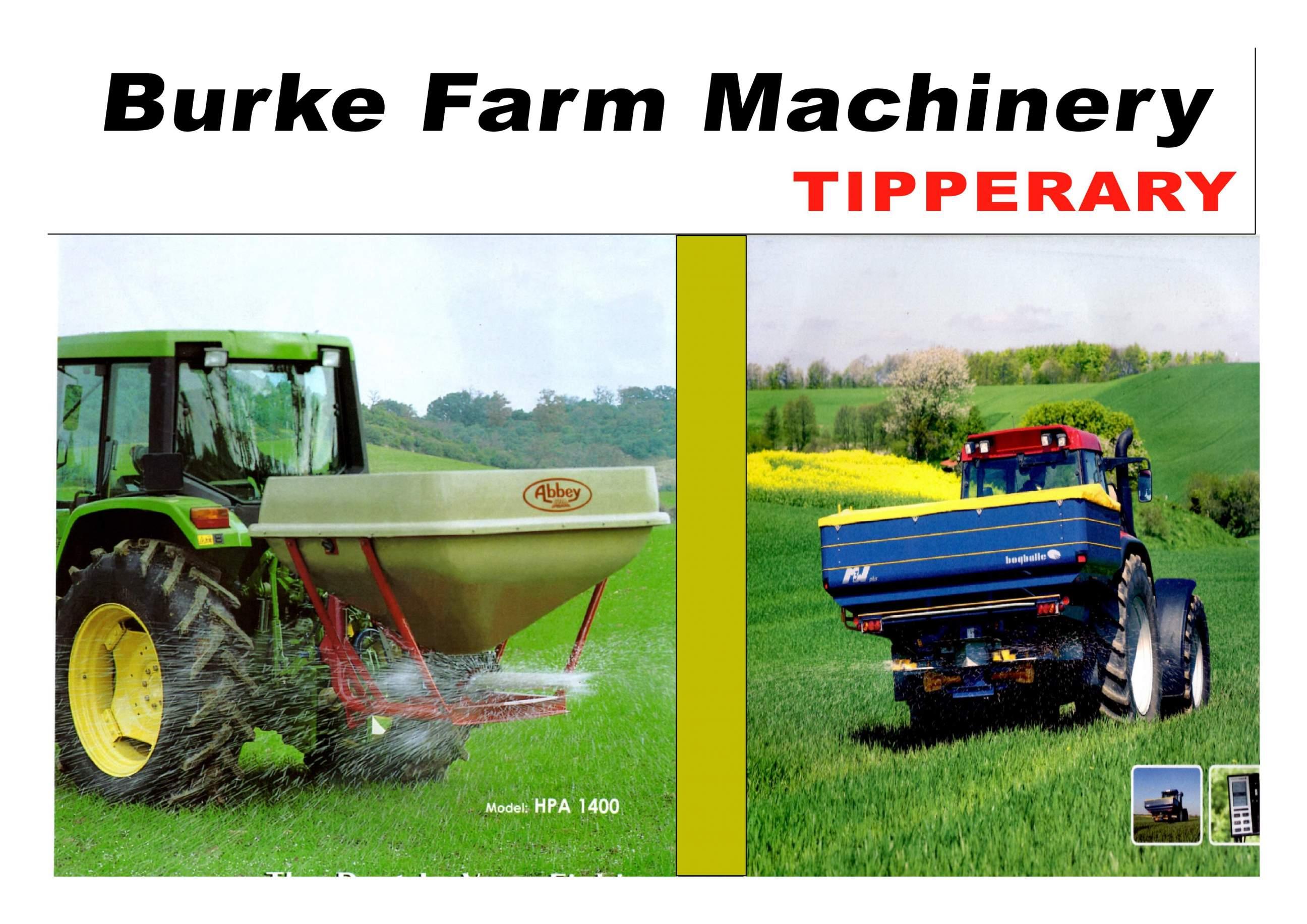 Burke Farm Machinery
