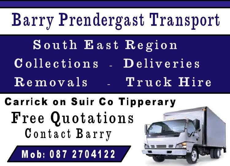 Prendergast Transport