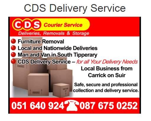CDS Courier Service