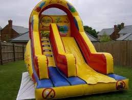 megabounce bouncy castle