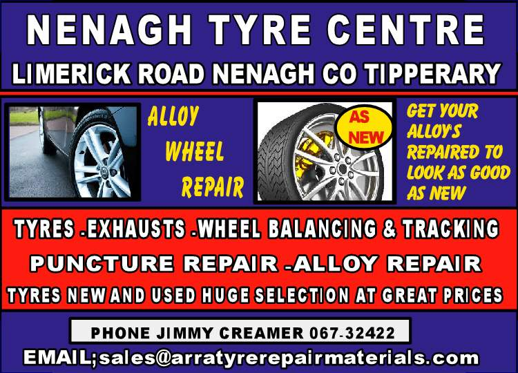 nenagh tyre centre