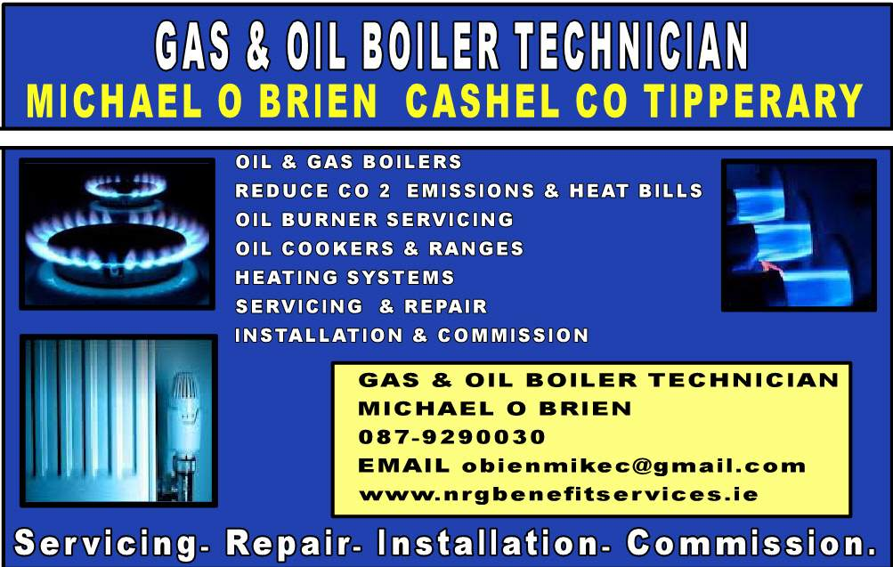 gas and oil boilers servicing