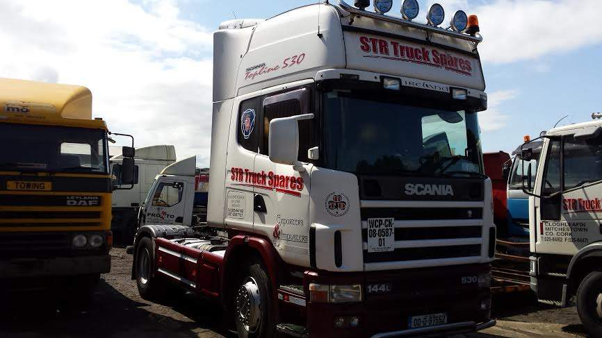 STR Truck and Car Recycling  Waterford
