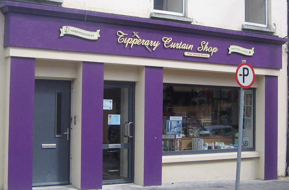 Tipperary Curtain Shop