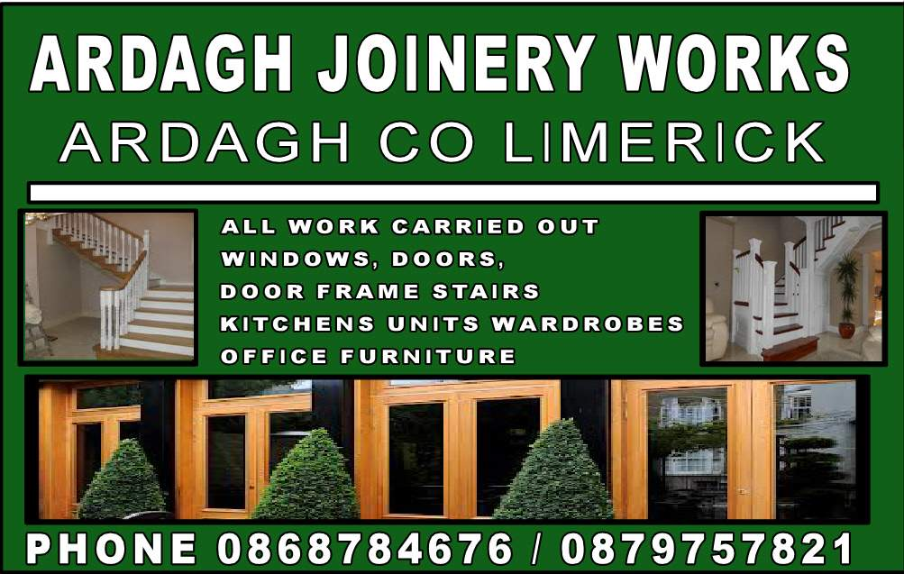 ardagh joinery works
