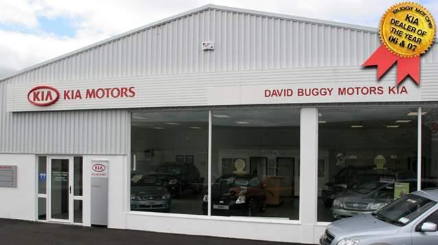 David Buggy Motors Ltd