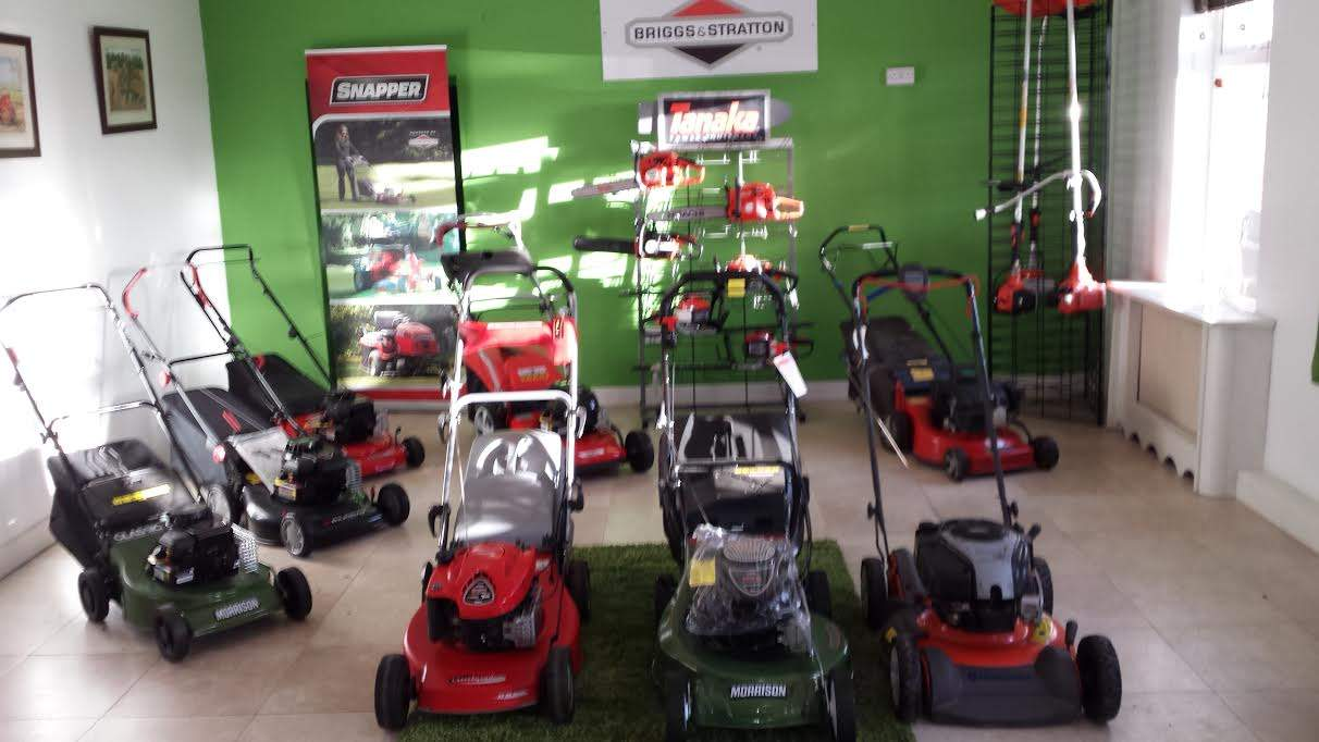 Barry  Lawnmowers Repairs and Servicing