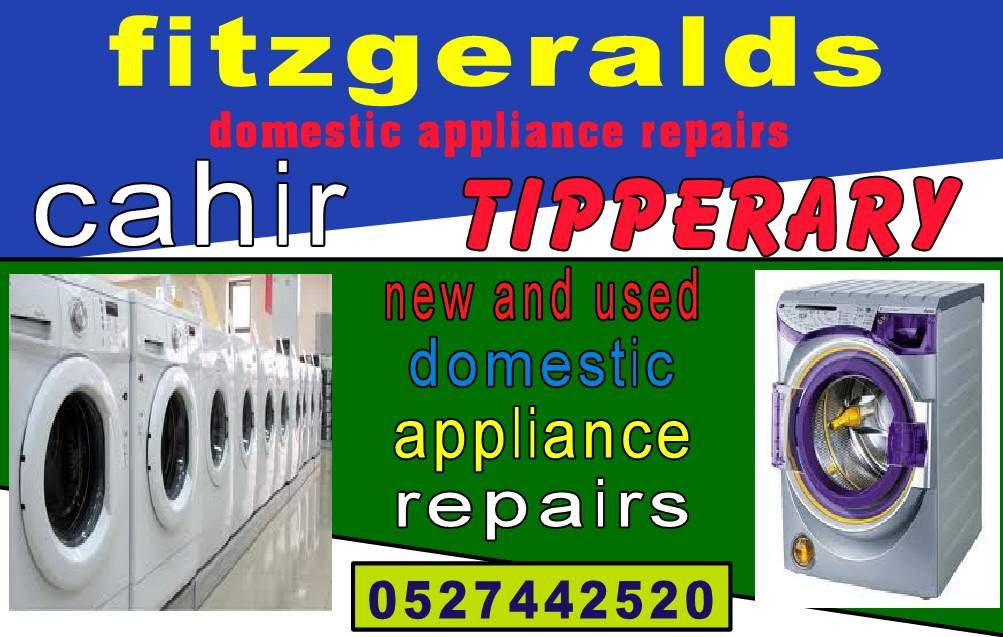 fitzgeralds domestic appliance repairs