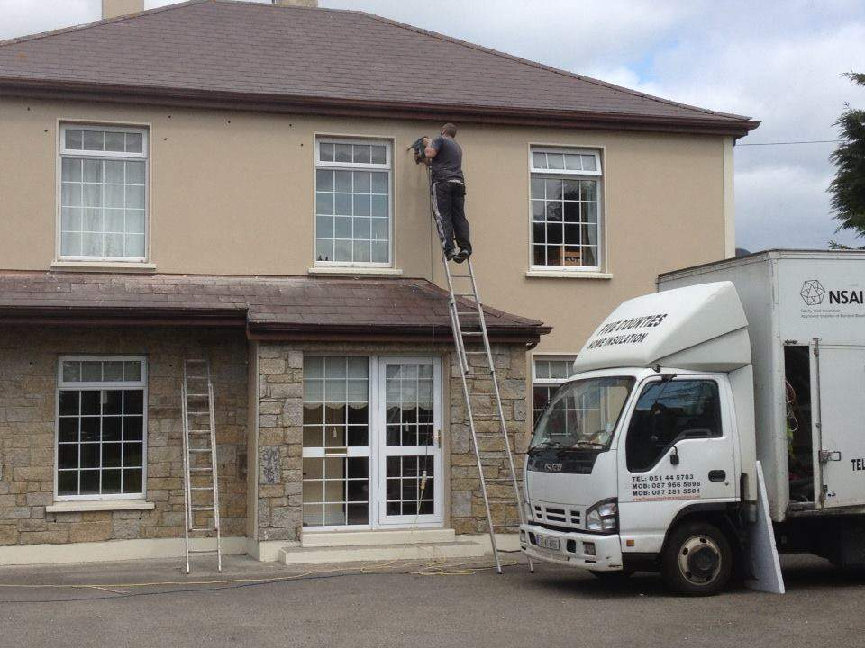 Five Counties Home Insulation Wexford