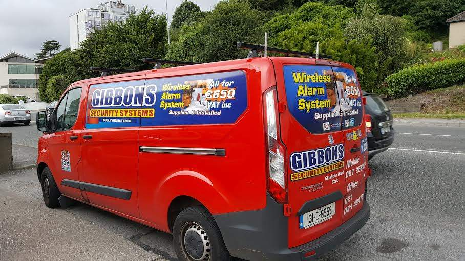 GIBBONS SECURITY SYSTEMS