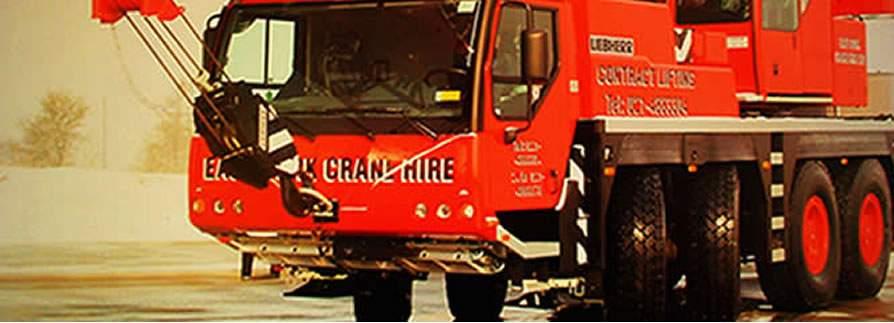 east cork crane hire