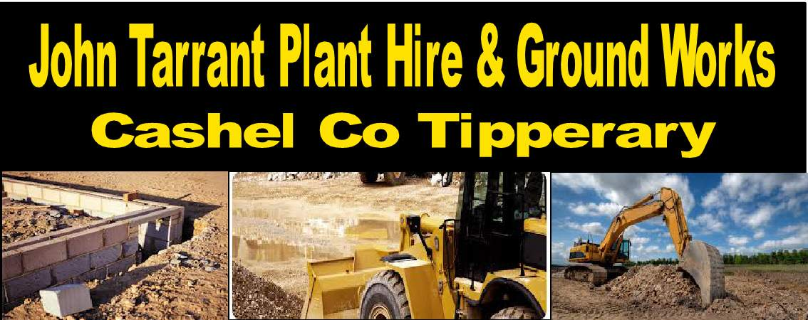 john tarrant plant hire and groundworks