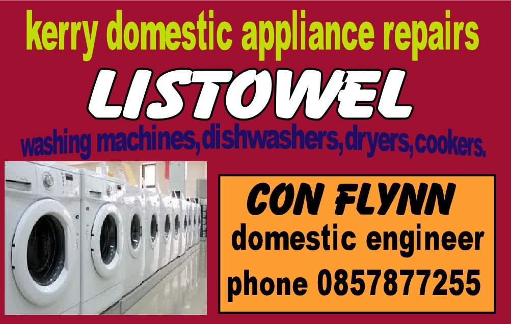 kerry domestic appliance repair