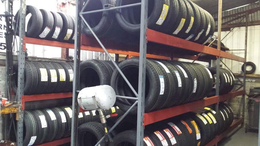 PC Tyres