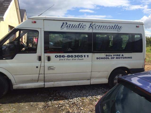 Padie Kenneally Bus Hire