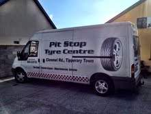 pit stop tyre centre