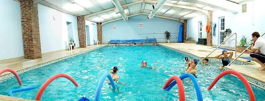 knocklofty leisure centre