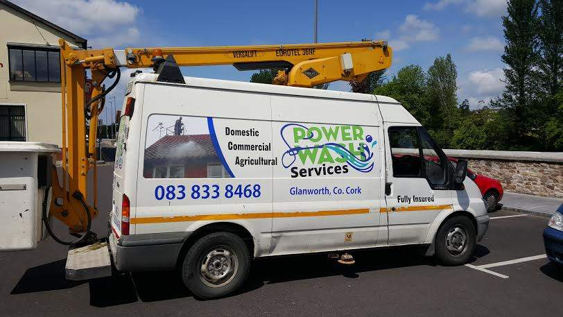 Power Washing Services Fermoy