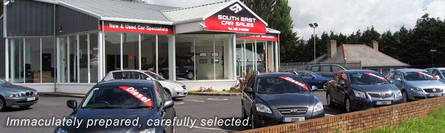 south east car sales